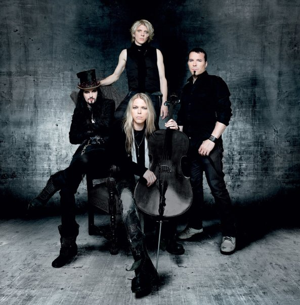 Broken Pieces (feat. Lacey Mosley from Flyleaf) Apocalyptica