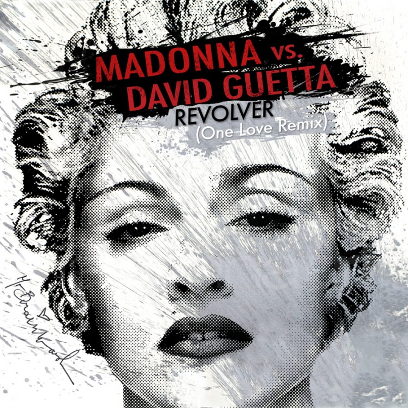 Revolver (One Love Remix) Madonna Feat. Lil Wayne Vs. David Guetta